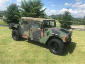 1999 Hummer H1-M1123-4-Door-6.5Motor-14,000miles- Others Avail.