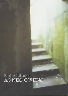 1 of 1 - Bad Attitudes, Owens, Agnes, New Book