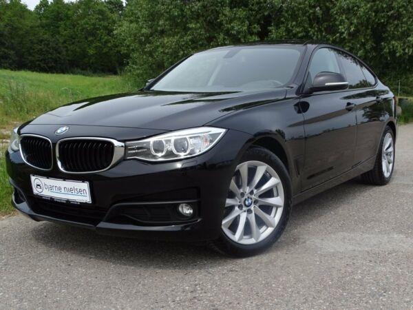BMW 320d 2,0 Gran Turismo aut. - billede 1
