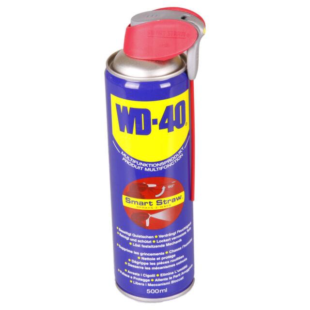 wd40 - Doble Acción 500 Ml - Lubricantes multiusos -