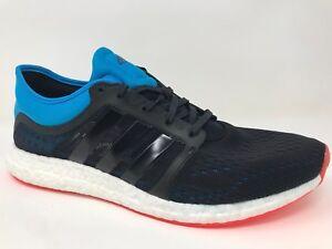 ff07b2c7d29 New! Men s adidas B25275 ClimaChill Rocket Boost Running Shoes Black ...
