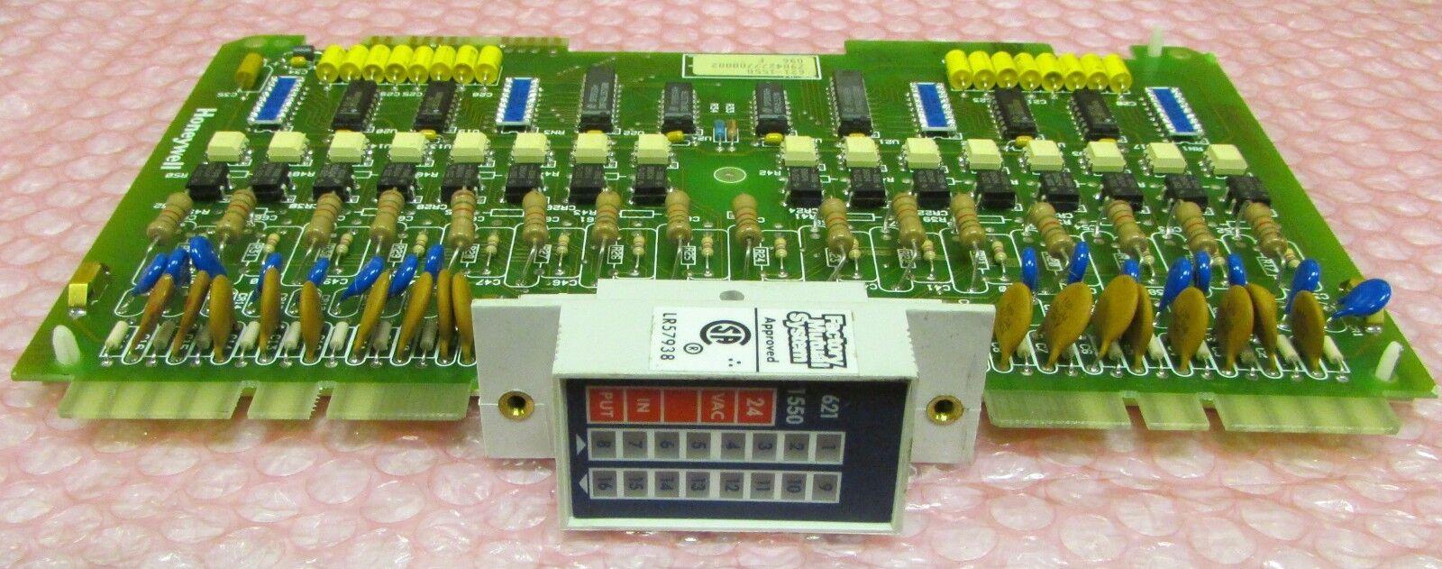 Honeywell 621 1550 Isolated Input Module 621-1550