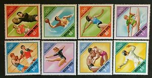 Stamp-Hungary-Yvert-and-Tellier-N-2236-IN-2243-N-MNH-Cyn36-Hungary-Stamp