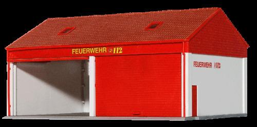 Kibri h0 38542 piccoli POMPIERI Garage