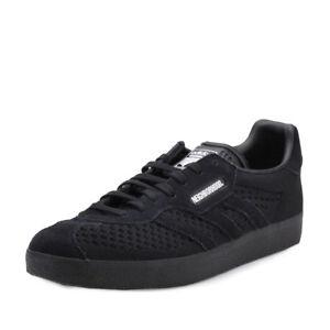 quality design 5b8de 919ac Image is loading Adidas-Mens-Gazelle-Super-NBHD-NEIGHBORHOOD-Black-DA8836