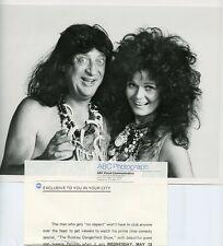 RODNEY DANGERFIELD VALERIE PERRINE THE RODNEY DANGERFIELD SHOW 1982 ABC TV PHOTO