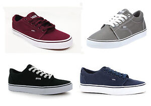 fe13af6c9b Image is loading Authentic-Vans-Kress-Skater-Shoes-Trainers-NEW