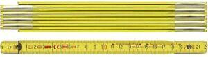 BMI-Holzgliedermassstab-aus-Buchenholz-Gliederstaerke-3-mm-Gelb-2-m