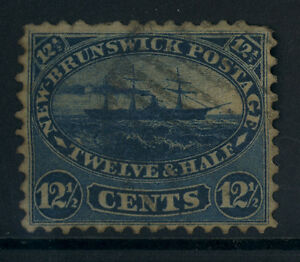 NEW BRUNSWICK USED #10 OUTSTANDING, PRISTINE