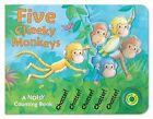 Five Cheeky Monkeys by Susie Brooks (Board book, 2009)