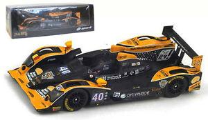 Spark S3758 Oreca 03nissan # 40 'boutsen Ginion Racing' Le Mans 2013 - Échelle 1/43
