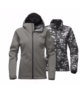 6fb273ad3c North Face Women s Thermoball Triclimate 3 in 1 Jacket M in Medium ...