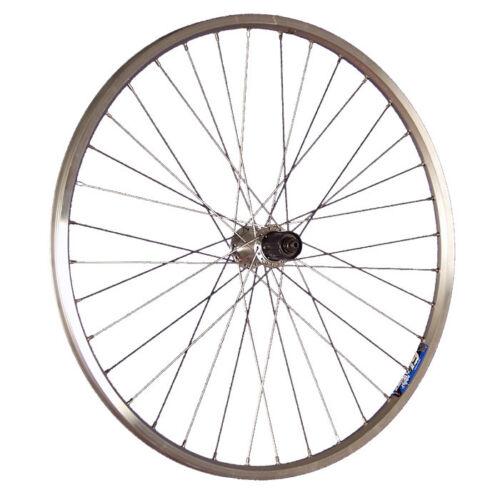Taylor Wheels 26inch bike rear wheel ZAC19 with Shimano Tourney hub silver