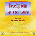 Develop Your Self-confidence by Glenn Harrold (CD-Audio, 2001)