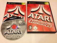 ATARI ANTHOLOGY - 85 GAMES - ORIGINAL XBOX GAME - PAL - COMPLETE