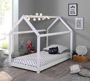 Vipack Hausbett 90 X 200 Cabane Kinderbett Tipi Bett Kiefer