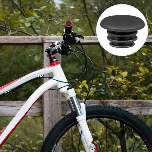 10 Pack Cycling Bike Handlebar Bar End Plugs Locking Caps for Road Bike BM Y7L4
