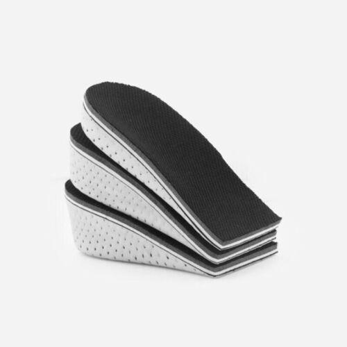 Breath Shoe Pad Half Insole Air Cushion Heel Insert Increase Taller Height Lift