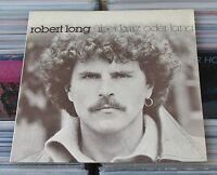Robert Long - LP (VG+) Über kurz oder lang - Feste Jungs / EMI 1979