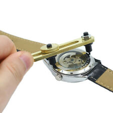 Adjustable Wrench Watchmaker Watch Back Case Opener Cover Remover Repair Tool