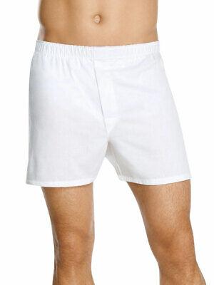 hanes white boxer shorts