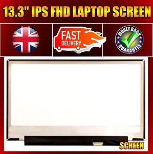 "Lenovo IdeaPad 710S Plus 13IKB 80W3 Laptop Screen 13.3"" FHD IPS Display Panel"