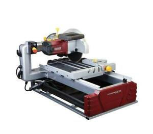 HOC TBS10 10 INCH 2.5 HP TILE AND BRICK SAW + FREE SHIPPING + 90 DAY WARRANTY Canada Preview
