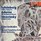 Konzert für Violine & Orchester op.36/+ von Moskauer Sinfonieorchester,Issakadze,Kornienko (2012)