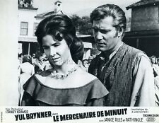 JANICE RULE GEORGE SEGAL INVITATION TO A GUNFIGHTER 1964 VINTAGE LOBBY CARD #6