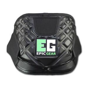 Epic Gear Kiteboard / Kitesurfing Convert Waist / Seat Harness Black