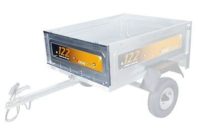 FRONT PANEL FOR ERDE 122 TRAILER