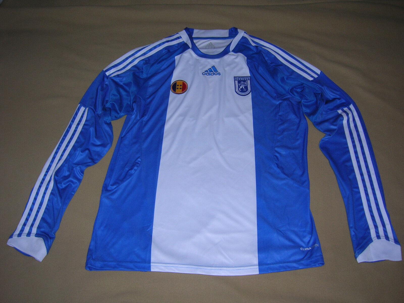 Universitatea Craiova Fussball Trikot Langarm Rumanien Rumanien Langarm Costea 9 9172ac