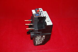 1PC NEW IN BOX FITS LR2 D3355 THERMAL OVERLOAD Relay 30-40A 608307423999