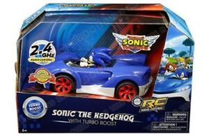 Nkok Rc Radio Control Car Team Sonic Racing Sonic The Hedgehog With Turbo Boost Ebay