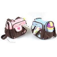 New Carter's Baby Changing Diaper Nappy Bag Mummy Multifunctional Heart Handbag