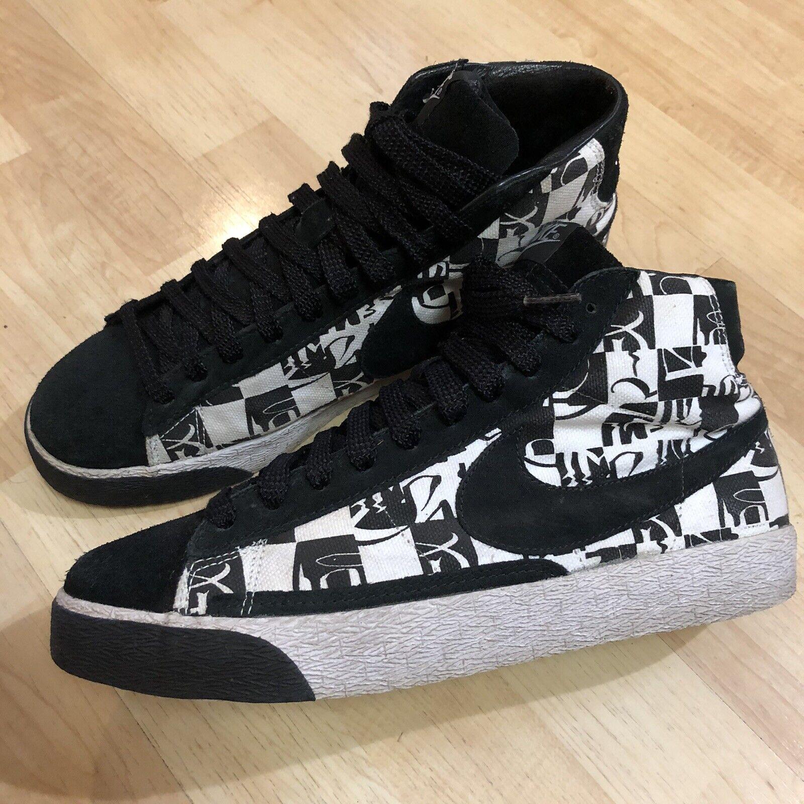 Nike Blazer High Premium Stussy TZ