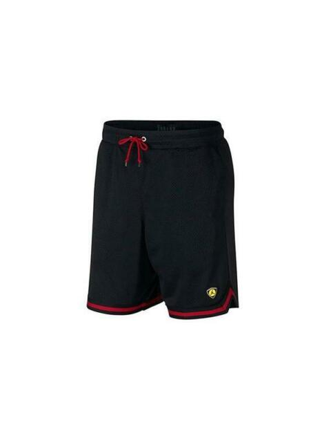 Men s Nike Jordan Sports Wear 14 Last Shot Mesh Basketball Shorts AQ0624 010 637bfc1ba
