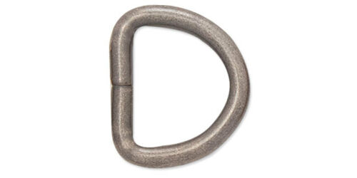 WBL 6-Pack 1131-62 DEE RING 3//4in Antique Nickel