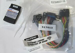 Details about NEXIQ BLUE-LINK ELD-16 PIN SNAP-ON ELECTRONIC LOGGING DEVICE  W/HARNESS EESM607