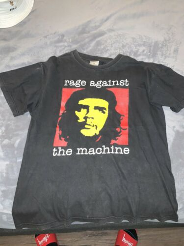 Rage Against the Machine shirt vintage Medium