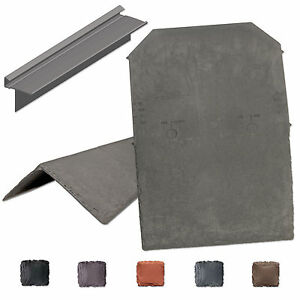 Image Is Loading Tapco Synthetic Slate Roof Tile Lightweight Strong Plastic