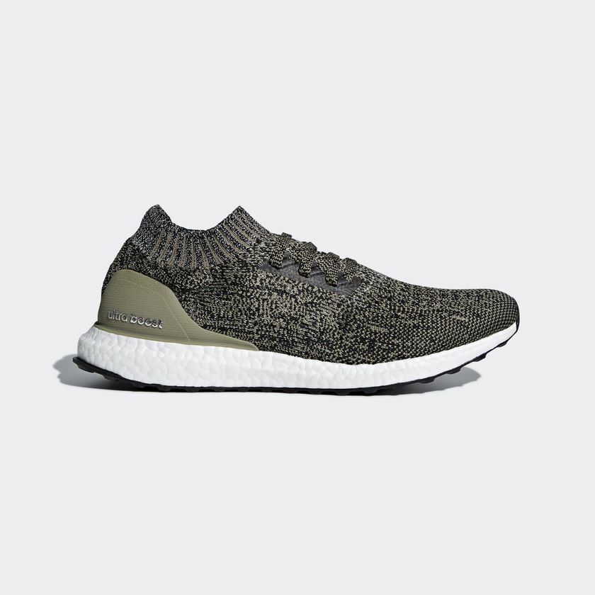 New Men's  ADIDAS ULTRA BOOST - 4.0  Uncaged DA9160 - BOOST Trace Cargo/Core Black 2a56ad