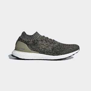 finest selection 557fc 942c4 Details about New Men's ADIDAS ULTRA BOOST 4.0 Uncaged DA9160 - Trace  Cargo/Core Black
