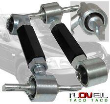 92-95 96-00 Honda Civic Eg Ej Ek Racing Suspension Rear Upper Camber Kit Black