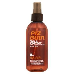 Piz-Buin-Abbronzante-amp-Proteggere-Abbronzante-Accelerando-Olio-Spray-Spf-6-150ml