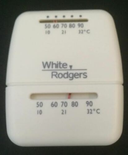 Thermostat Heat//Cooling Mobile Home//RV  White Rodgers