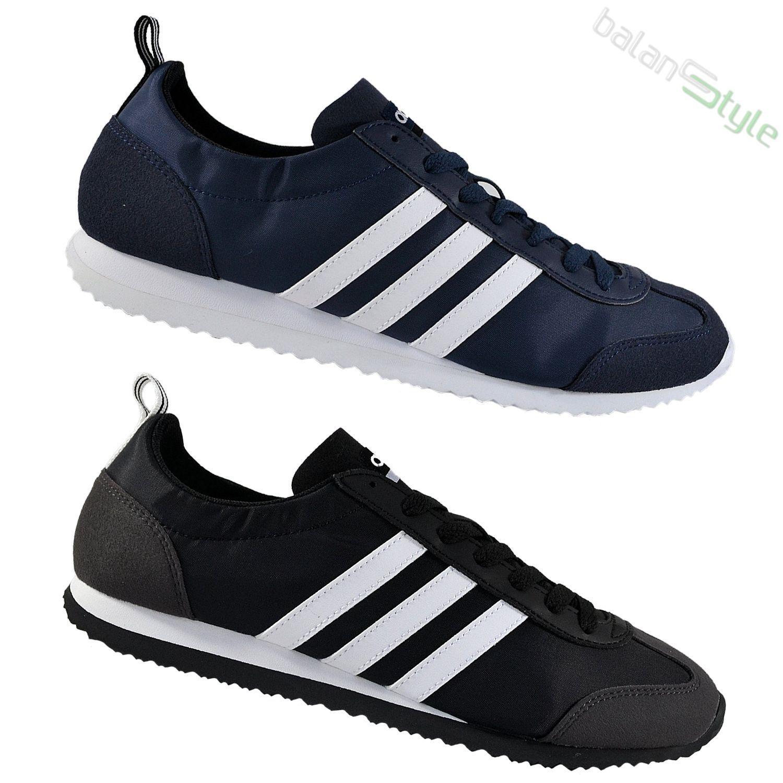 Nuevo Adidas NEO zapatos caballero vs Jog aw4702; navy/ bb9677 -- navy/ aw4702; blanco o/negro -- 17f317