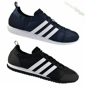 new adidas neo men s shoes vs jog aw4702 bb9677 navy white black