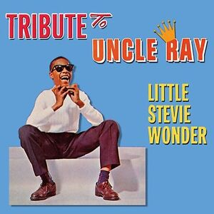 Details about CD Little Stevie Wonder : Tribute to Uncle Ray (Stereo & Mono  Version) / IMPORT