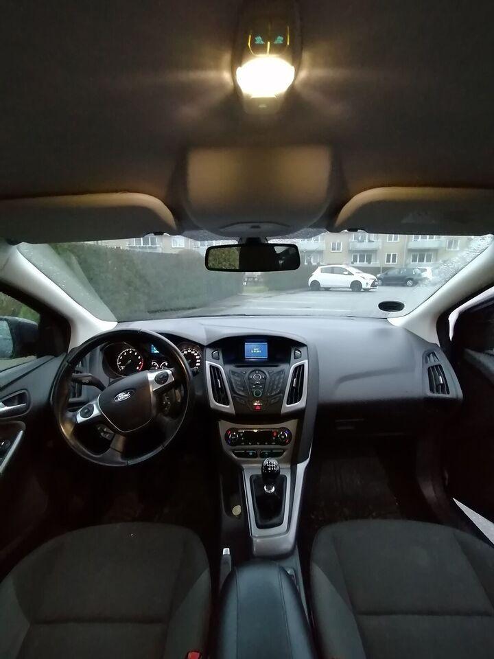 Ford Focus, 1,6 SCTi 150 Trend stc., Benzin